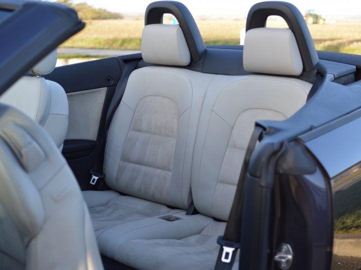 Audi A3 Cabriolet AUDI A3 1.8 TFSI 160CH STRONIC 7 CABRIOLET 1ère main CUIR ALCANTARA EXCELLENT ÉTAT 30000KMS GRIS FONCE - 14