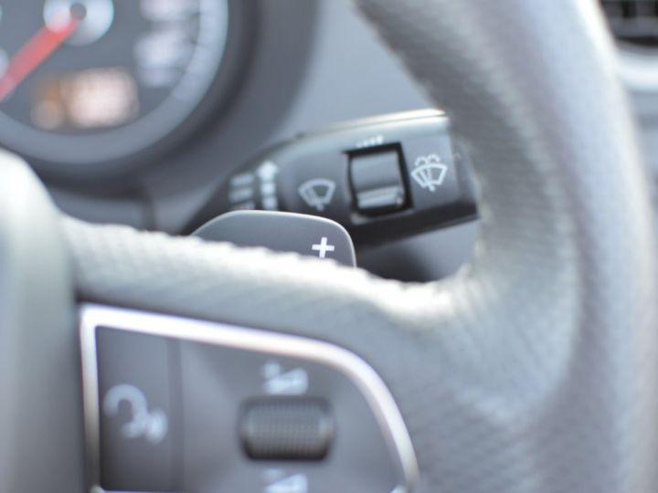 Audi A3 Cabriolet AUDI A3 1.8 TFSI 160CH STRONIC 7 CABRIOLET 1ère main CUIR ALCANTARA EXCELLENT ÉTAT 30000KMS GRIS FONCE - 16