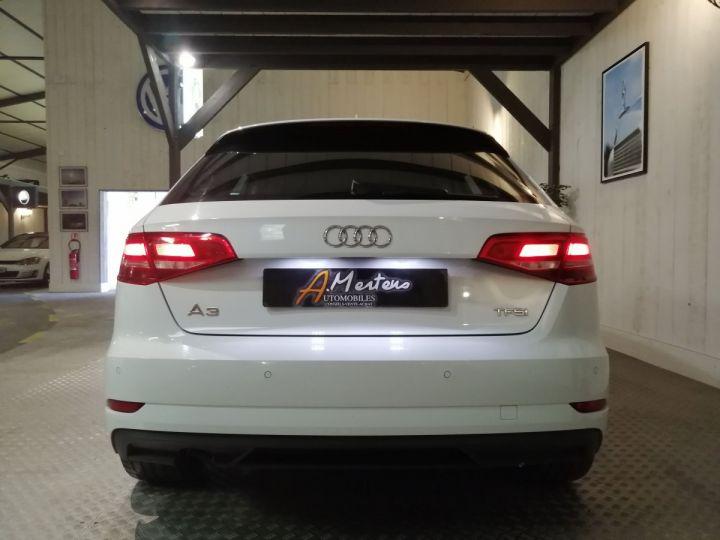 Audi A3 Sportback 1.0 TFSI 115 CV BV6 Blanc - 4