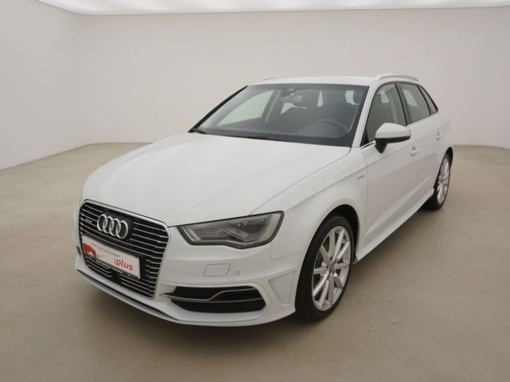 Audi A3 Sportback 1.4 TFSI 204CH E-TRON AMBITION LUXE S TRONIC 6 BLANC Occasion - 1