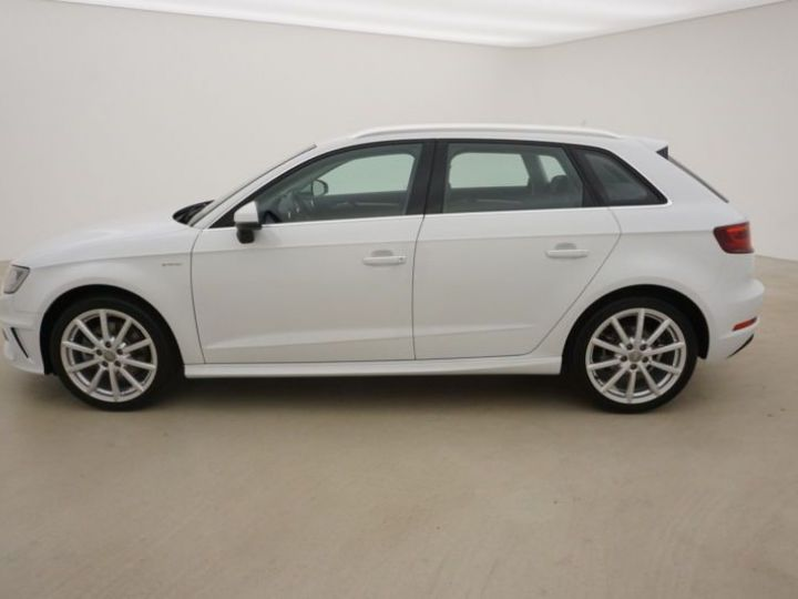Audi A3 Sportback 1.4 TFSI 204CH E-TRON AMBITION LUXE S TRONIC 6 BLANC Occasion - 7