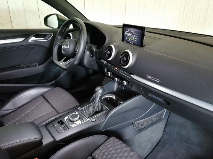 Audi A3 Sportback 1.5 TFSI 150 CV SLINE STRONIC Gris - 7