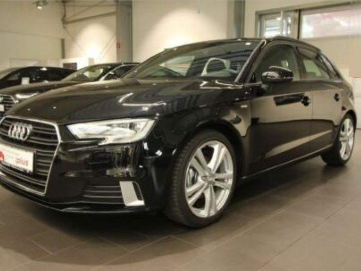 Audi A3 Sportback 1.5 TFSI 150CH S LINE NOIR Occasion - 1