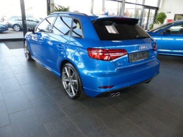 Audi A3 Sportback 1.5 TFSI 150CH S LINE BLEU Occasion - 4