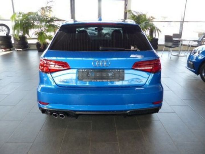 Audi A3 Sportback 1.5 TFSI 150CH S LINE BLEU Occasion - 5