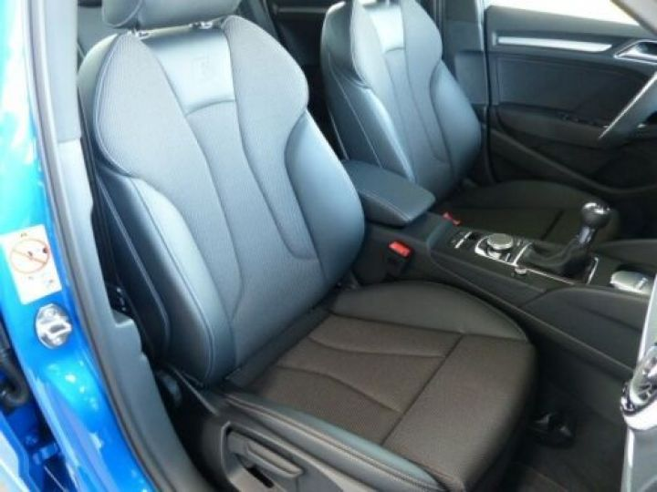 Audi A3 Sportback 1.5 TFSI 150CH S LINE BLEU Occasion - 13
