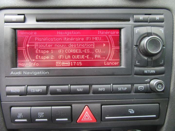 Audi A3 Sportback 2.0 TDI 140CH AMBIENTE S TRONIC GRIS CLAIR Occasion - 6