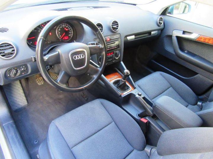 Audi A3 Sportback 2.0 TDI 140CH AMBITION BLEUE Occasion - 2