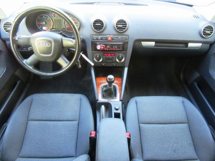 Audi A3 Sportback 2.0 TDI 140CH AMBITION BLEUE Occasion - 13