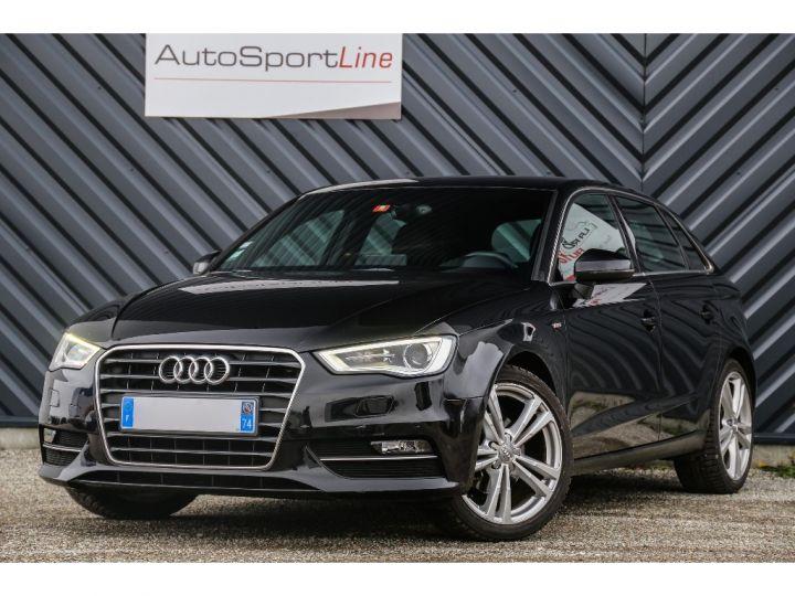 Audi A3 Sportback 2.0 TDI 150 cv NOIR - 1