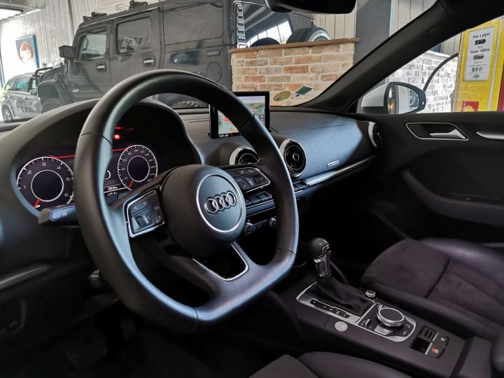 Audi A3 Sportback 2.0 TDI 150 CV DESIGN LUXE BVA Blanc - 5
