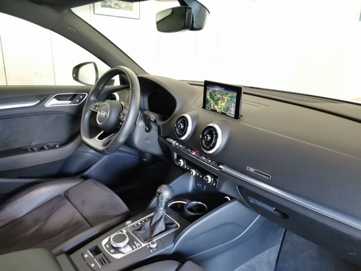 Audi A3 Sportback 2.0 TDI 150 CV DESIGN LUXE BVA Blanc - 7
