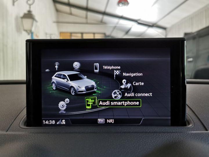 Audi A3 Sportback 2.0 TDI 150 CV DESIGN LUXE BVA Blanc - 10