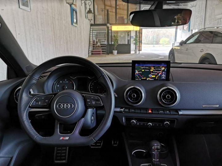 Audi A3 Sportback 2.0 TDI 150 CV SLINE BVA Noir - 6