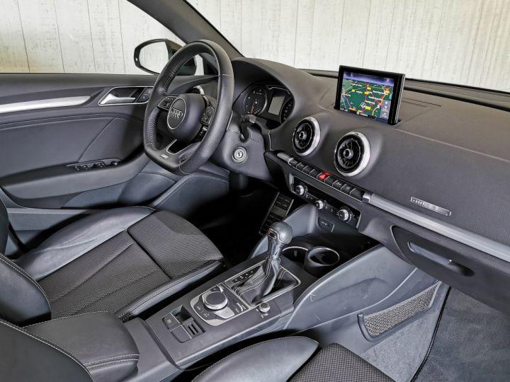 Audi A3 Sportback 2.0 TDI 150 CV SLINE BVA Noir - 7