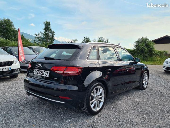 Audi A3 Sportback 2.0 tdi 150 sport 04/2017 PACK ALU XENON LED GPS  - 2