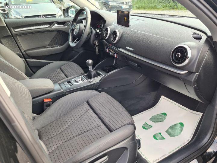 Audi A3 Sportback 2.0 tdi 150 sport 04/2017 PACK ALU XENON LED GPS  - 4