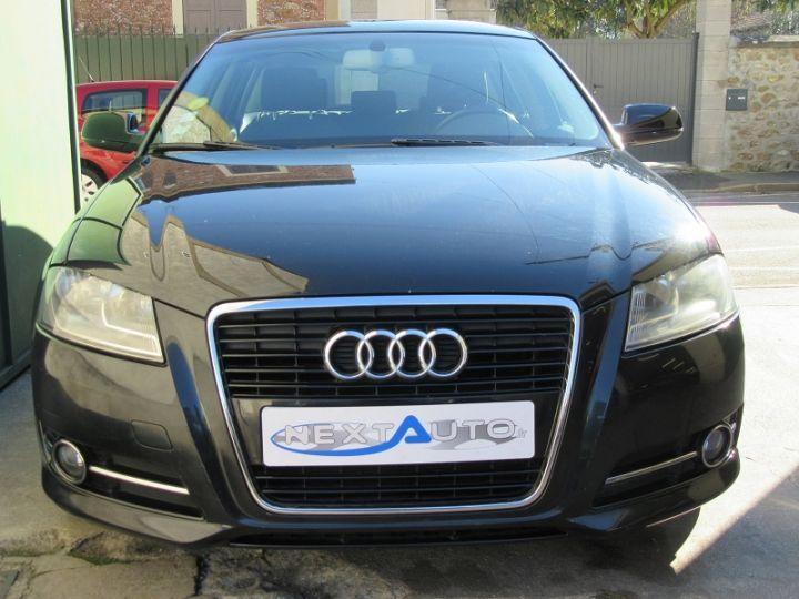 Audi A3 Sportback 2.0 TDI 170CH DPF START/STOP AMBITION NOIR Occasion - 6