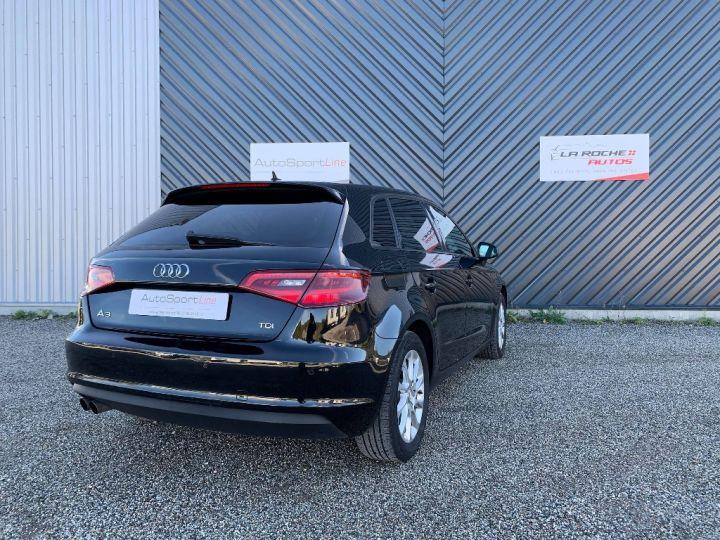 Audi A3 Sportback 2.0 TDI 184 cv Noir - 4