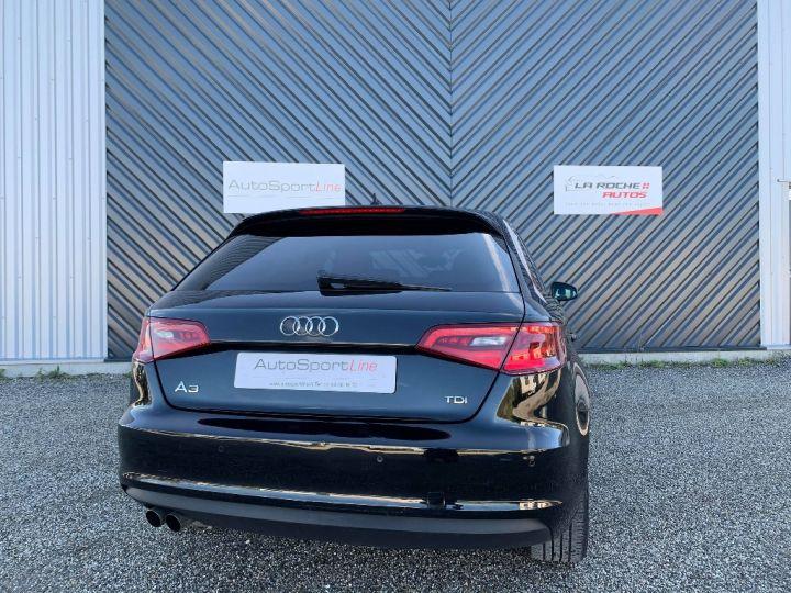 Audi A3 Sportback 2.0 TDI 184 cv Noir - 5