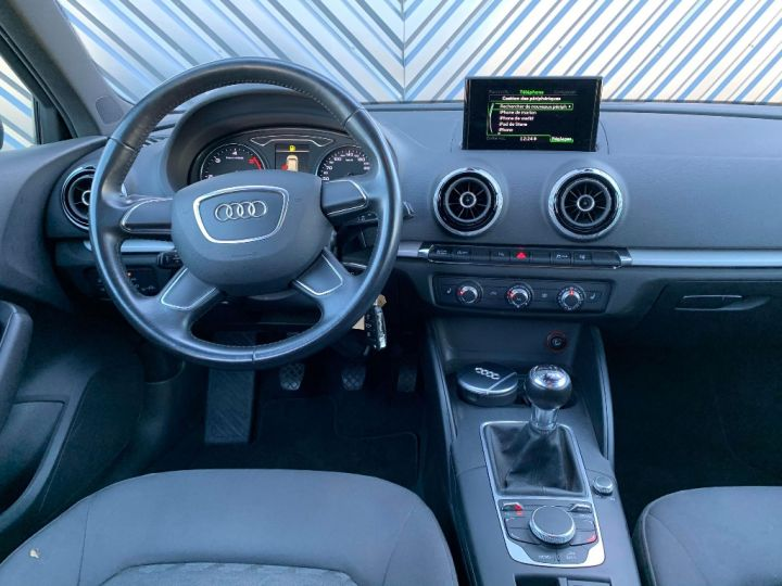 Audi A3 Sportback 2.0 TDI 184 cv Noir - 6