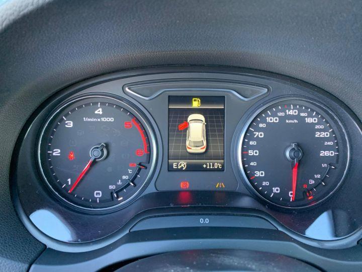 Audi A3 Sportback 2.0 TDI 184 cv Noir - 12