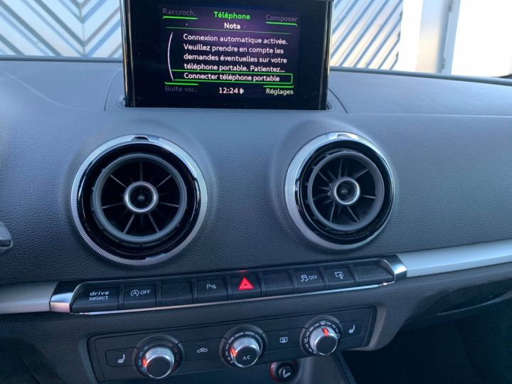 Audi A3 Sportback 2.0 TDI 184 cv Noir - 14