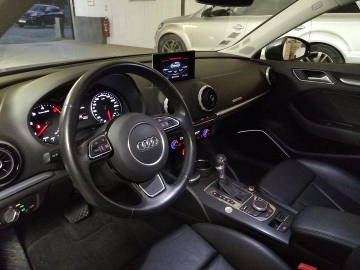 Audi A3 Sportback 2.0 TDI 184 CV DESIGN LUXE QUATTRO BVA Gris - 5