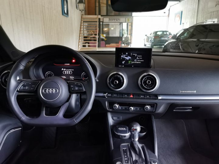 Audi A3 Sportback 2.0 TDI 184 CV DESIGN LUXE QUATTRO STRONIC Blanc - 6