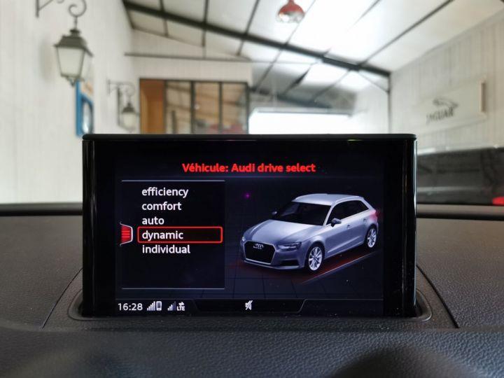 Audi A3 Sportback 2.0 TDI 184 CV DESIGN LUXE QUATTRO STRONIC Blanc - 10