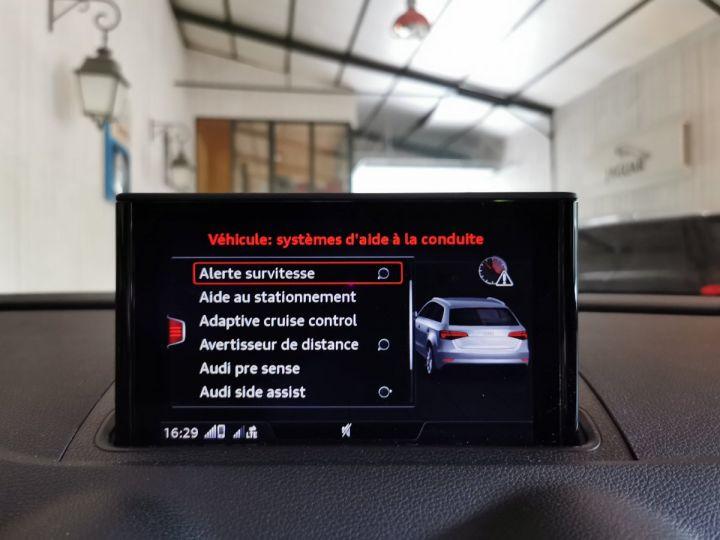Audi A3 Sportback 2.0 TDI 184 CV DESIGN LUXE QUATTRO STRONIC Blanc - 11