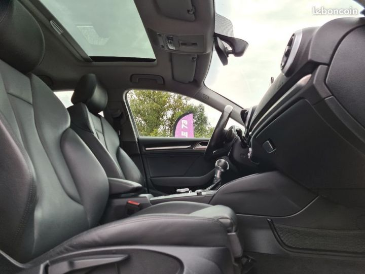 Audi A3 Sportback 2.0 tdi 184 design luxe quattro s-tronic 10/2017 COCKPIT MATRIX LED TOE CUIR CAMERA  - 4