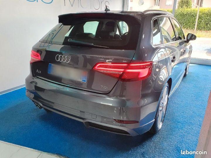 Audi A3 Sportback 2.0 TDI Stronic7 S-Line Autre - 2