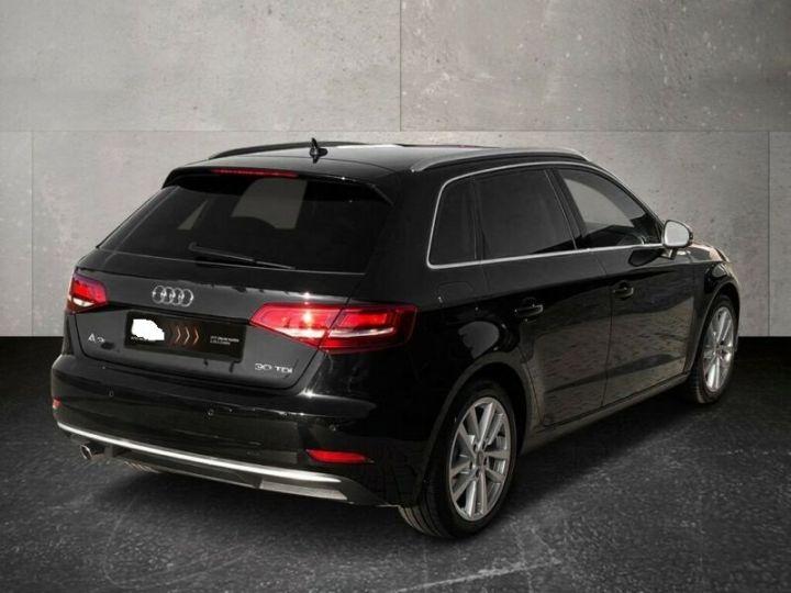 Audi A3 Sportback # 30 SPORT Bi-XENON*NAVI*GRA*PDC* Noir Peinture métallisée - 2