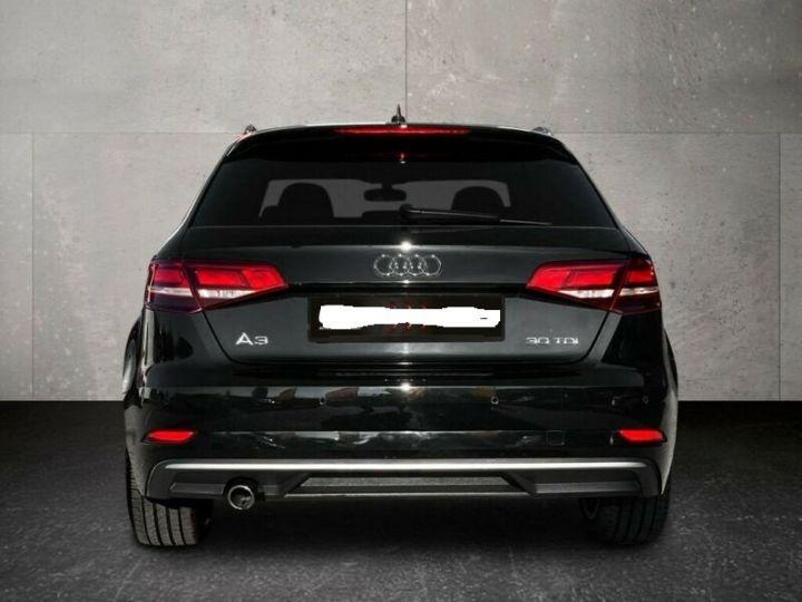 Audi A3 Sportback # 30 SPORT Bi-XENON*NAVI*GRA*PDC* Noir Peinture métallisée - 3