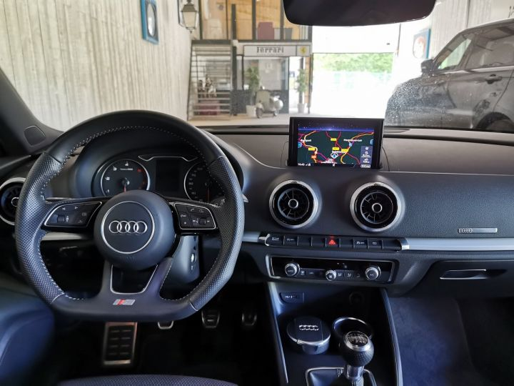 Audi A3 Sportback 30 TDI 116 CV SLINE BV6 Gris - 6