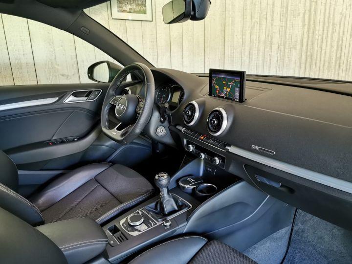 Audi A3 Sportback 30 TDI 116 CV SLINE BV6 Gris - 7