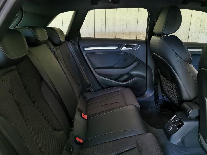 Audi A3 Sportback 30 TDI 116 CV SLINE BV6 Gris - 9