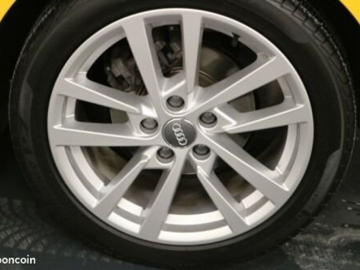 Audi A3 Sportback 30 TDI Sport Jaune - 3