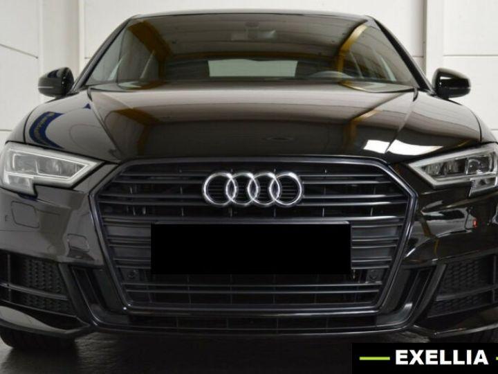 Audi A3 Sportback 35 TDI S-Line NOIR PEINTURE METALISE  Occasion - 1