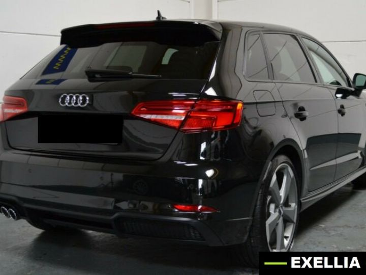 Audi A3 Sportback 35 TDI S-Line NOIR PEINTURE METALISE  Occasion - 3