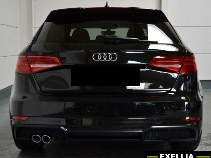 Audi A3 Sportback 35 TDI S-Line NOIR PEINTURE METALISE  Occasion - 4