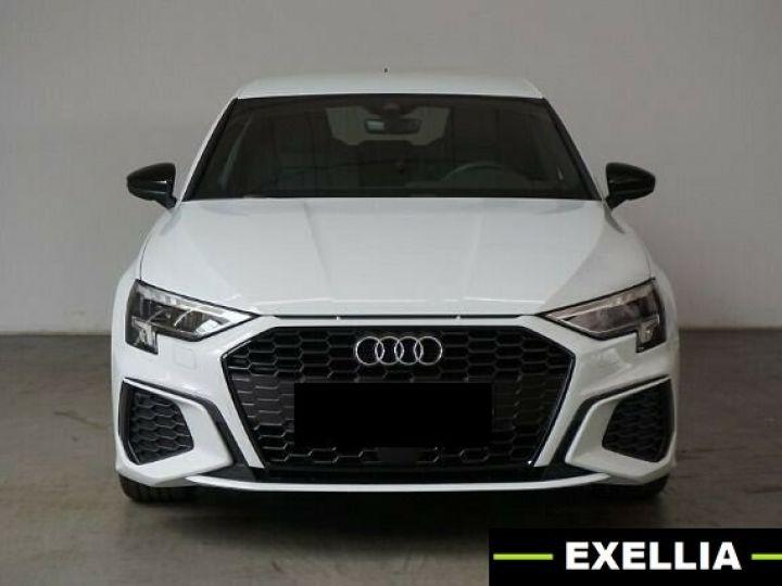 Audi A3 Sportback 35 TDI S Line S Tronic BLANC PEINTURE METALISE  Occasion - 2