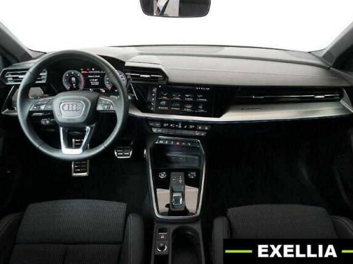 Audi A3 Sportback 35 TDI S Line S Tronic BLANC PEINTURE METALISE  Occasion - 6