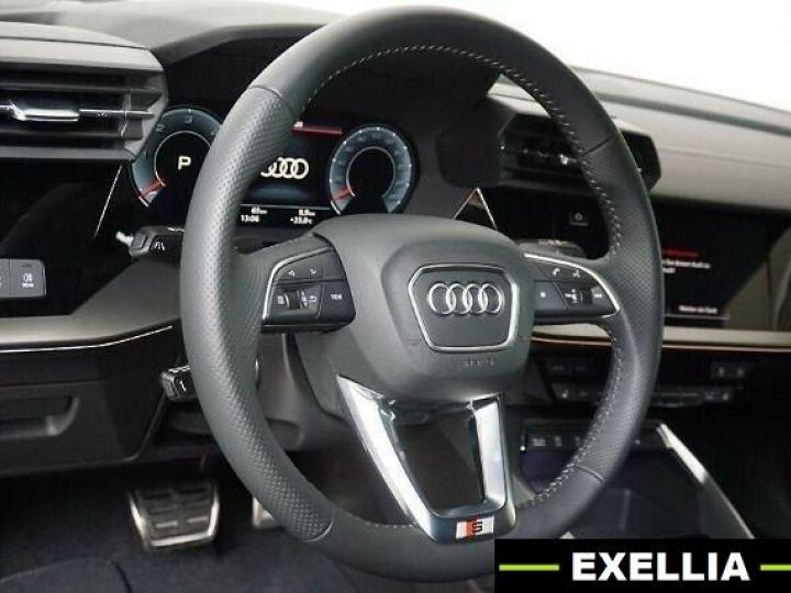 Audi A3 Sportback 35 TDI S Line S Tronic BLANC PEINTURE METALISE  Occasion - 10