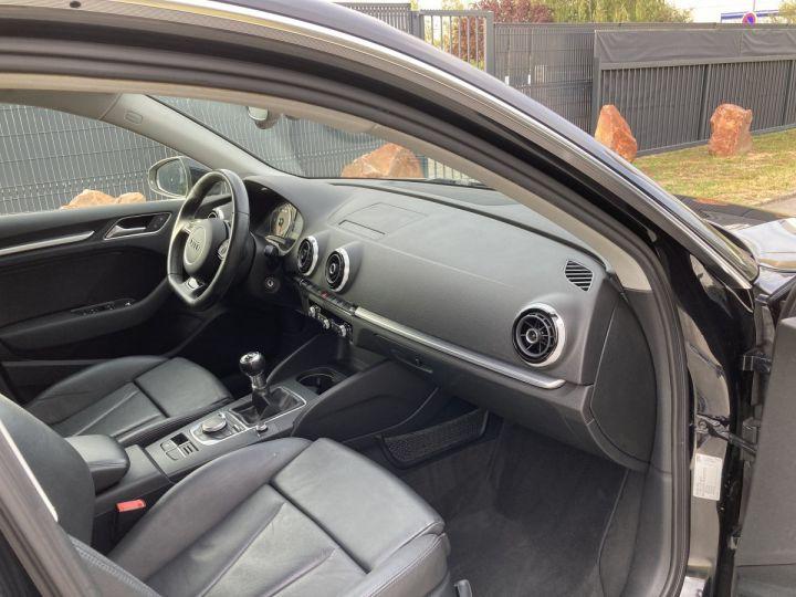 Audi A3 Sportback AUDI A3 SPORTBACK 2,0 TDI 150 AMBITION LUXE  NOIR METALLISEE  - 14