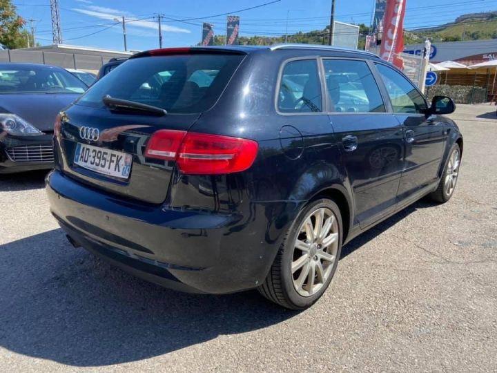 Audi A3 Sportback S-LINE NOIR MÉTAL  Occasion - 3