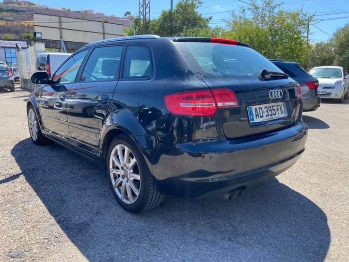 Audi A3 Sportback S-LINE NOIR MÉTAL  Occasion - 4