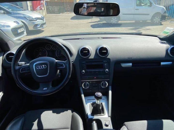 Audi A3 Sportback S-LINE NOIR MÉTAL  Occasion - 5