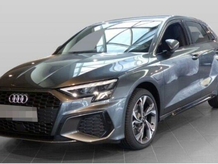 Audi A3 Sportback S line 40 TFSI e 204 CH S-tronic Daytona/Gris - 1